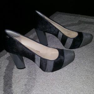 Calvin Klein Mohair Heels